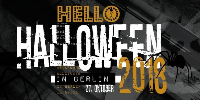 Hello Halloween 2018
