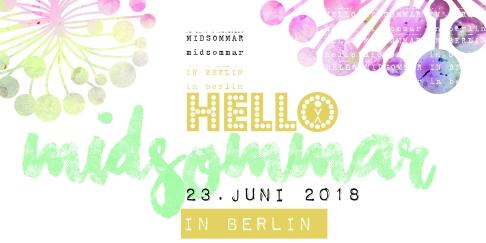 Hello Midsommar 2018